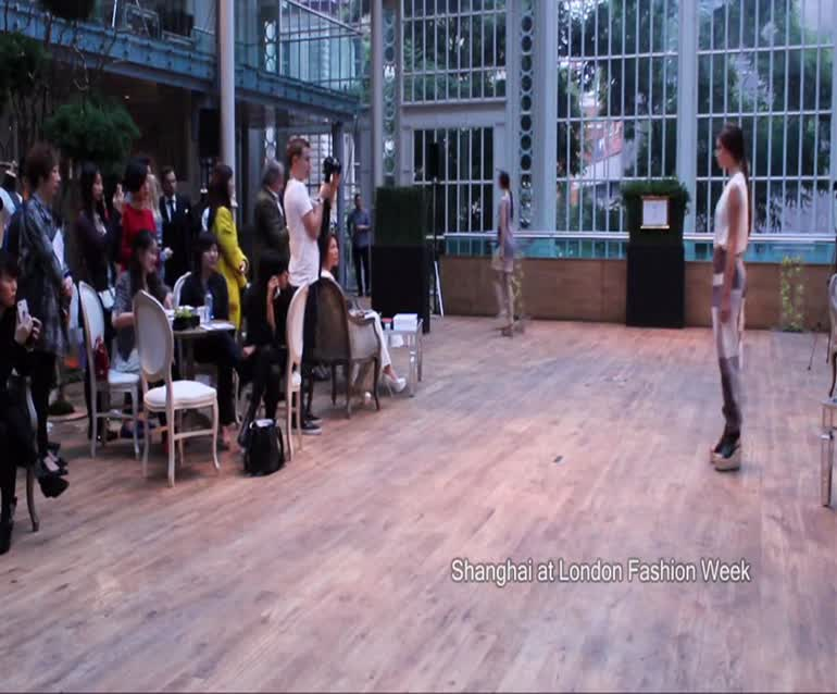 Shanghai at London Fashion Week - Part 1 Full
